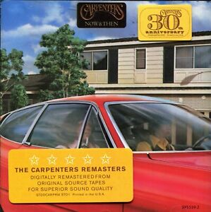 CD Carpenters - Now & Then (Remastered Classics)