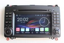 Autoradio Android 7.1 per Mercedes Classe A B Viano Vito Sprinter CRAFTER STEREO