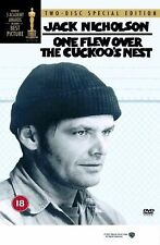 One Flew Over The Cuckoo's Nest (2 Disc Special Edition) 1975 DVD Jack Nicholson