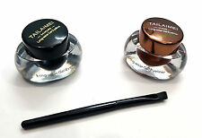 TAILAIMEI 2 IN 1 BLACK & BROWN GEL EYE LINER 24 H SMUDGE & WATER PROOF-E004