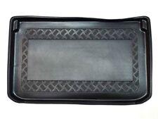 Riffelblech Design Kofferraumwanne für Opel Corsa D 2006-2014 Boden hoch