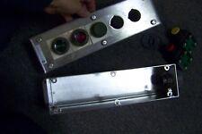 """Allen-Bradley 800H-5HZ4 Enclosure, 5-Hole, Stainless Steel, 1 x 3/4"""" Hub ~ C"""