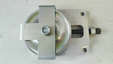 New adjustable pulley assembly