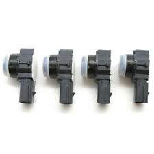 4x Parking Sensor Bumper Object Aid Backup PDC For GM Silver 52050134 0263023351
