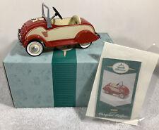 Hallmark Kiddie Car Classics 1934 Garton Chrysler Airflow in Original Box