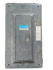 Used 125 Amp Pushmatic Electri-Center electrical panel. 15 20 30 40 amp breakers