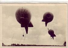 CPA AK LUFTSCHIFF AERONAUTIQUE BERLIN BALLONSPERRE Ballons captifs Luftschiff