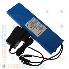 Batteria Ricaricabile a Litio 24V 6.0AH 6000mA + Caricabatteria 25.2V 1.0AH