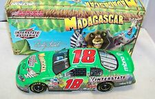 1:24 ACTION 2005 #18 INTERSTATE BATTERIES MADAGASCAR MOVIE BOBBY LABONTE NIB