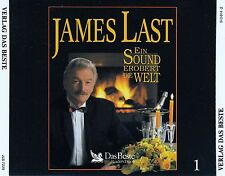 JAMES LAST : EIN SOUND EROBERT DIE WELT / 5 CD-SET - TOP-ZUSTAND