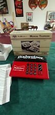 TeleDevices Budweiser Musical Telephone New In Box. Red Plays Music
