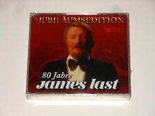 James Last - Sealed 5CD-Box - 80 Jahre James Last - Jubiläumsedition