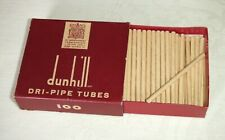 1950's Dunhill Dri-Pipe Tubes (for Smoking Pipes) ~ in original box