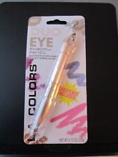 L.A. Colors Duo Eye Shadow Pencil in Bubbly BDE459 Sharpener Incuded