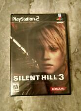 Silent Hill 3 (Sony PlayStation 2, 2003) Factory Sealed