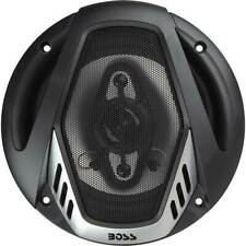 """BOSS Audio - Onyx 6-1/2"""" 4-Way Car Speakers with Poly-Injected Woofer Cones (..."""
