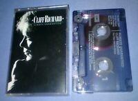 CLIFF RICHARD ALWAYS GUARANTEED cassette tape album T6386