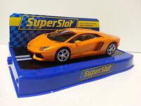 Slot Scx Scalextric Superslot S3460 Lamborghini Aventador LP 7004 Orange