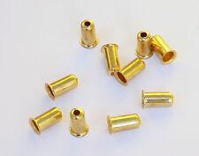 LUCAS Stile 188156 senza saldatura in ottone pallottola terminali manica 27H6713, confezione da 10