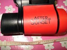 After The Sunset MOVIE PROMO BINOCULARS 1 PR (4X30) new in pkg. Vintage 2004