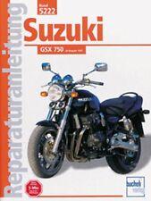 WERKSTATTHANDBUCH REPARATURANLEITUNG WARTUNG 5222 SUZUKI GSX 750