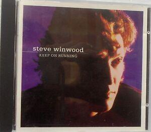 Steve Winwood - Keep on Running (CD 1996)
