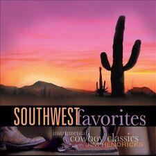 NEW Southwest Favorites: Instrumental Cowboy Classics (Audio CD)