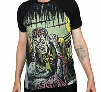 Tales from the Crypt Grave Buster T-Shirt Goth Horror Kreepsville Size 666 XL