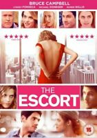 The Escort [DVD] Movie Film - NEW - Mitch Cooper - Lyndsy Fonseca -