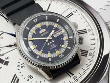 RARE Vintage Orient King Diver KD Black Dial Automatic Gents 20.
