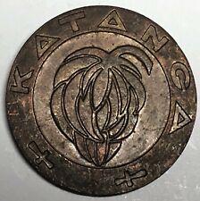 # C3466    KATANGA    COIN,     FIVE FRANCS     1961