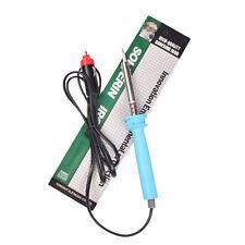 Car SUV 12V 60W Electric Solder Soldering Iron External Cigarette Lighter Socket