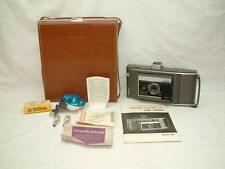Polaroid J66 Vintage Camera Beautiful Condition W Case + Accessories - Works