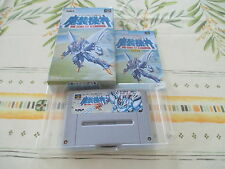 SUPER ROBOT TAISEN GAIDEN SFC SUPER FAMICOM JAPAN IMPORT COMPLETE IN BOX!