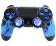 Blue Fire PS4 PRO Rapid Fire 40 MODS Controller for COD Destiny & More CUH-ZCT2U