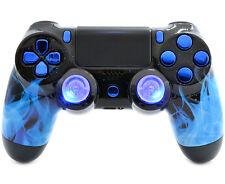 Blue Fire PS4 PRO Rapid Fire 40 MODS Controller for COD Destiny & More CUH-ZCT2U