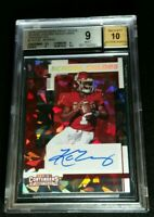 #23/23 KYLER MURRAY RC AUTO *BGS 9/10 *CRACKED ICE PRIZM ROOKIE *2019 Contenders