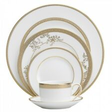 Vera Wang by Wedgwood Lace Gold 60Pc Set, Service for 12