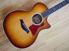 2014 Taylor 514CE-FLTD Fall Edition Grand Auditorium Acoustic Guitar Mint w/ohsc