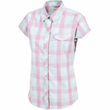 Checked Tops & Blouses for Women with Buttons