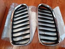 set of  BMW left and right KIDNEY GRILL  ( SEE DESRIPTION )