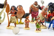 Moana Waial Maui animal cochon Pua Heihei Film 6-12cm Figurine Jouet Ensemble de