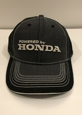 MEN'S ~ HAT /CAP POWERED BY HONDA EMBROIDERED ADJUSTABLE NEW