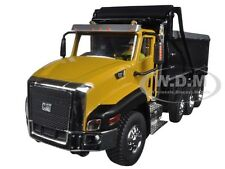 CAT CATERPILLAR CT660 DUMP TRUCK YELLOW 1/50 MODEL BY DIECAST MASTERS 85290