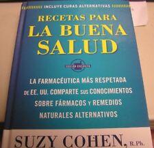 Recetas Para La Buena Salud La Farmaceutica Mas Re