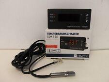 H-TRONIC TSM125 Temperaturschalter zum Einbau