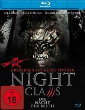 Night Claws - Die Nacht der Bestie | Ungekürzt | Blu-ray | Neu