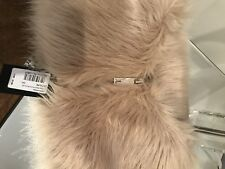 Ladies Stunning ted baker faux fur collar snood Scarf New Christmas Gift