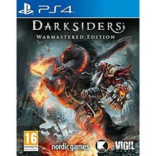 DARKSIDERS warmastered Edition Jeu PS4-NEUF!