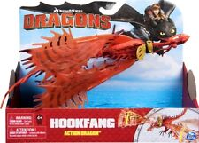 New 2017!!! Spin Master DreamWorks Dragons: HOOKFANG How to Train Your Dragon